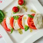 Рецепт Салат «Капрезе»