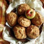Рецепт Шотландские яблочные булочки сконы