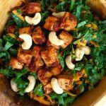 Рецепт Салат с тофу