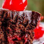 Рецепт Вишнево-шоколадный кекс