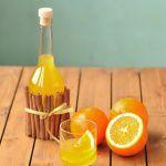 Рецепт Домашний ликер из апельсинов