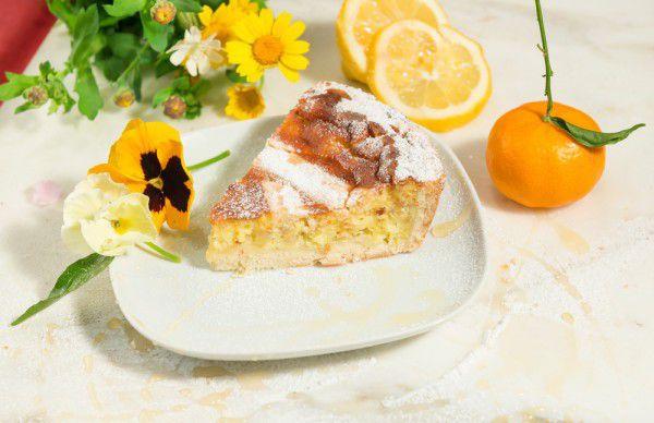 На фото Неаполитанский пасхальный пирог от Джейми Оливера