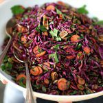 Рецепт Фиолетовый салат