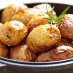 Рецепт Пряная картошка в духовке