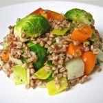 Рецепт Овощная гречка