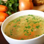 Рецепт Бульон овощной