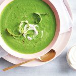Рецепт Суп-пюре из авокадо с кабачком