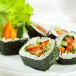 Рецепт Вегетарианские роллы
