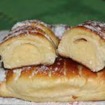 Рецепт Булочки с заварным кремом «Creme De Parisienne»
