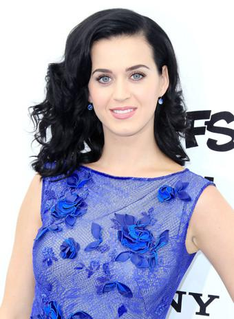 Mandatory Credit: Photo by Broadimage/REX (2731176m) Katy Perry 'The Smurfs 2' film premiere, Los Angeles, America - 28 Jul 2013