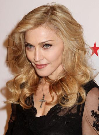 Mandatory Credit: Photo by KeystoneUSA-ZUMA/REX (1691492e) Madonna 'Truth Or Dare By Madonna' fragrance launch, New York, America - 12 Apr 2012 Madonna launches her signature fragrance 'Truth Or Dare By Madonna' at Macy's