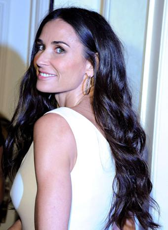 Mandatory Credit: Photo by Sipa Press/REX (1451731a) Demi Moore Variety's 3rd Annual Power Of Women Luncheon, Los Angeles, America - 23 Sep 2011