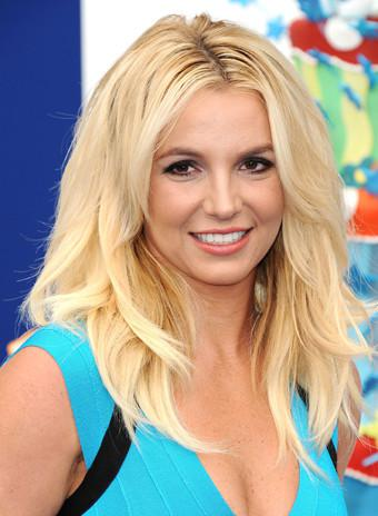 Mandatory Credit: Photo by PictureGroup/REX (2727609f) Britney Spears 'The Smurfs 2' film premiere, Los Angeles, America - 28 Jul 2013