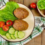 Рецепт Котлеты с гречкой