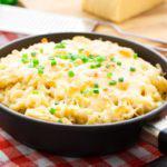 Рецепт Быстрый рецепт макарон с сыром