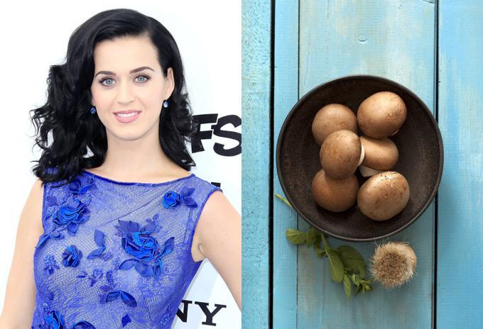 На фото Что едят знаменитости? Любимые продукты актрис, певиц и моделей