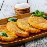 Рецепт Скандинавские картофельные оладьи