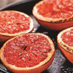 Рецепт Запеченный грейпфрут