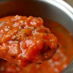 Рецепт Соус из болгарского перца