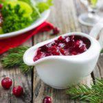 Рецепт Ягодный пряный соус