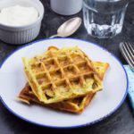 Рецепт Самые вкусные картофельные вафли