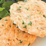Рецепт Нежнейшие рыбные котлеты из лосося
