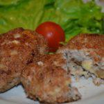 Рецепт Киевские котлеты с сыром