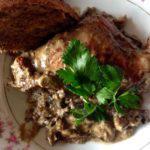 Рецепт Кролик в духовке