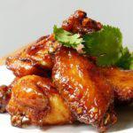 Рецепт Куриные крылышки с медом и соевым соусом
