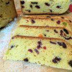Рецепт Вкусный кулич в хлебопечке