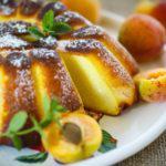 Рецепт Лимонный манник на кефире