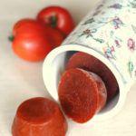 Рецепт Быстрое томатное пюре