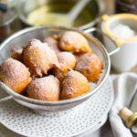 Рецепт Итальянские пышные пончики в домашних условиях