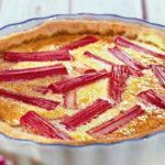 Рецепт Пирог с ревенем