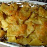 Рецепт Слоеная картошка