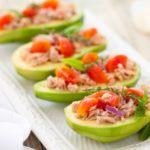 Рецепт Тунец в авокадо
