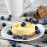 Рецепт Лимонный чизкейк с выпечкой