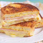 Рецепт Сытный бутерброд для перекуса