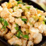 Рецепт Салат из цветной капусты