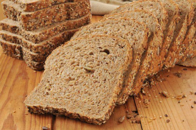 На фото Банановый хлеб с кунжутом (пошаговый рецепт)