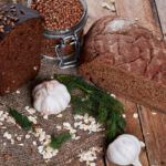 Рецепт Рецепт хлеба в духовке из гречневой муки с бататом и семечками