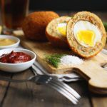 Рецепт Куриные яйца в фарше