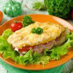 Рецепт Говяжьи котлеты по-турецки «Хасан Паша» в духовке