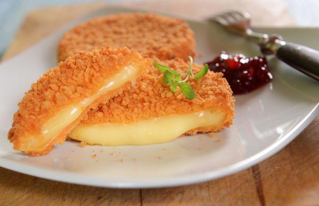 На фото Японские котлеты из свинины с сыром