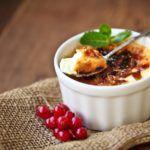 Рецепт Крем-брюле из сливок