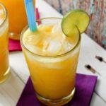 Рецепт Напиток из манго и лайма
