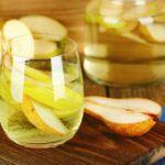 Рецепт Волшебный лимонад из груши и шалфея