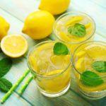 Рецепт Энергетический лимонад