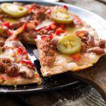 Рецепт Мексиканская пицца в домашних условиях