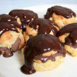 Рецепт Профитроли с шоколадом